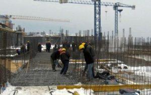 Бъркане на бетон