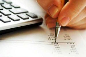 Услуги от професионален счетоводител